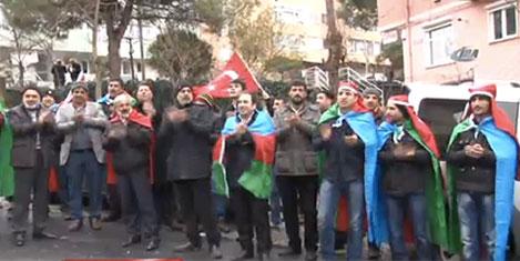 Kargoculara Azerbaycan darbesi