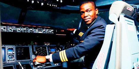 THY'nin siyahi pilotları ilgi çekiyor