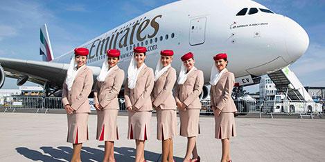Emirates, markası 6.6 milyar dolar
