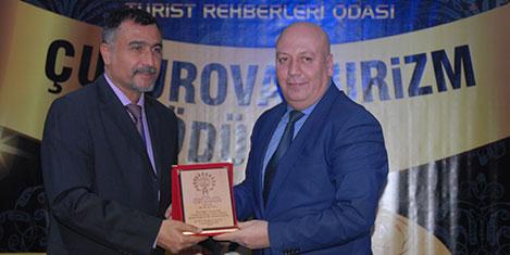Ali Can Aksu'ya ADRO ödülü