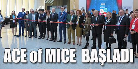 ACE of M.I.C.E'de kongre buluşması