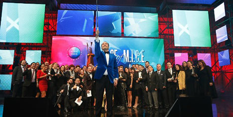 Ace of MICE Ödülleri verildi