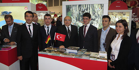 Türkiye ITB Berlin'de 3 bin m2