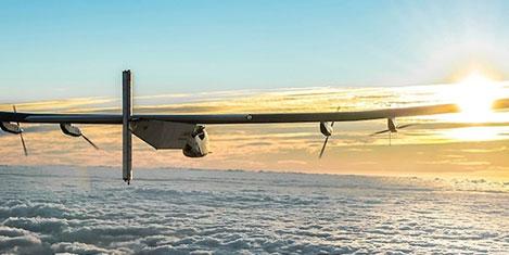 'Solar Impulse' dünya yolunda