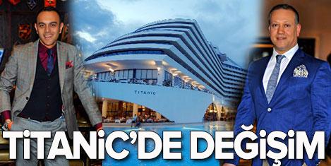 Titanic Hotels yönetiminde yenilik