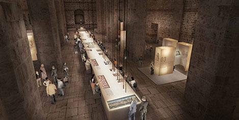 Mimar Sinan sergisi açılıyor