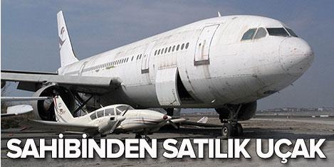 Sahibinden satılık uçak
