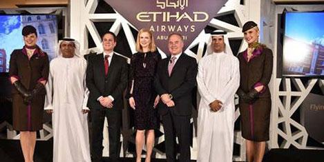 Nicole Kidman Etihad'in yüzü