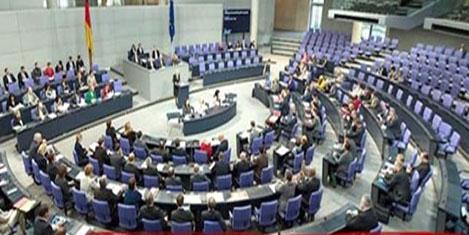 Almanya'da Türkiye için vize kararı
