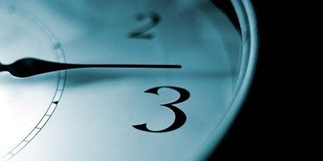 Saatleri bu gece bir saat ileri alın