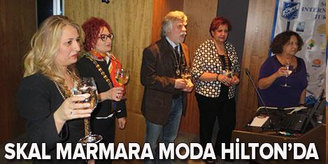Skal Marmara'da küresel ısınma