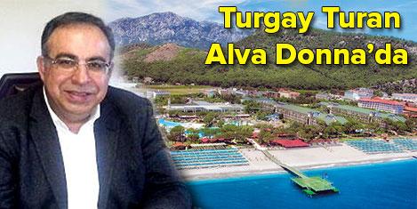 Turgay Turan, Alva Donna'da