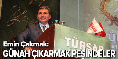Emin Çakmak: Yönetim özür diliyor