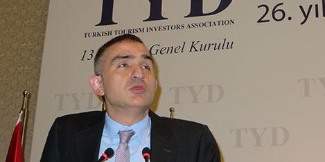 TYD'de Murat Ersoy yeniden başkan