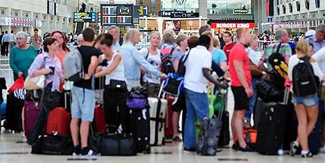 Rus turist kaybı 400 bin