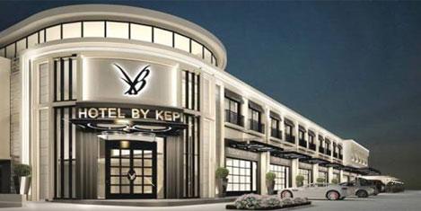 Hotel by Kepi Mayıs'ta açılıyor