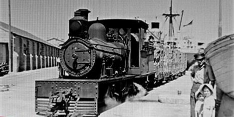 Kıbrıs'ın tarihine tren yolculuğu