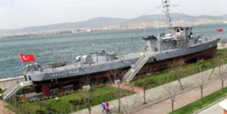 Müze Gemisi'ne rekor ziyaretçi