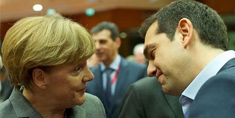 Yunanistan'ın tazminat talebi
