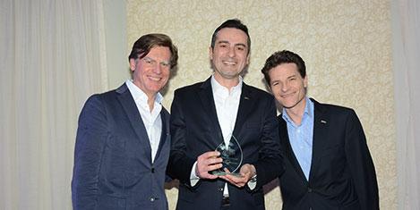 Radisson Blu Pera'ya büyük ödül