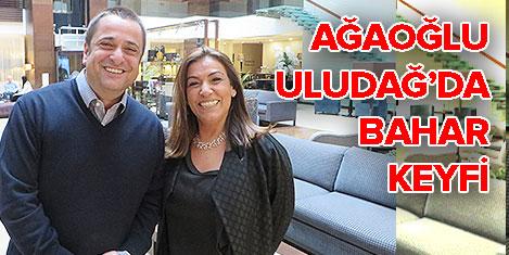Ağaoğlu Hotel Uludağ'da 4 mevsim