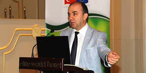 İstanbul Turizm Müdürü Apaydın