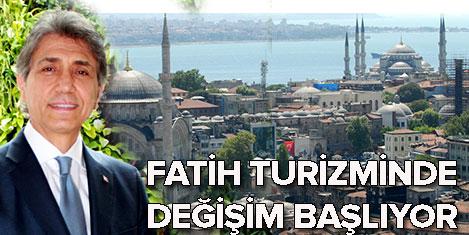 Fatih Belediyesi'nin turizm modeli