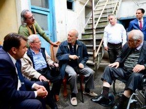 Kahramanmaraş'ta Nuri Pakdil Kültür Kampüsü kuruluyor