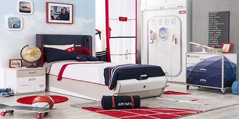 Çilek'ten çocuklara özel mobilya