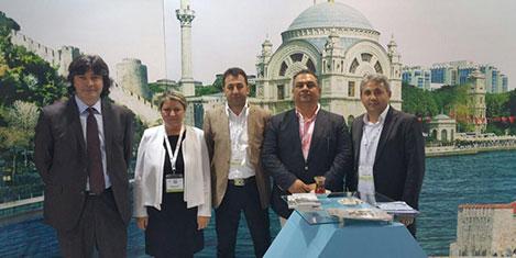 ICVB Latin Amerika'da tanıtımda