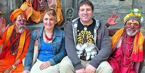 Nepal'deki iki Türk'ten iyi haber