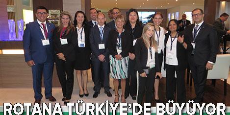 Rotana'dan İstanbul'a 5 otel