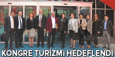 Bursa'da Kongre Turizmi Paneli