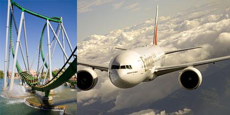 Emirates ABD'de 'Orlando'da
