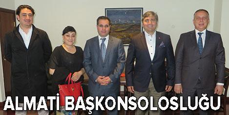 Türk sağlık turizmi Kazakistan'da