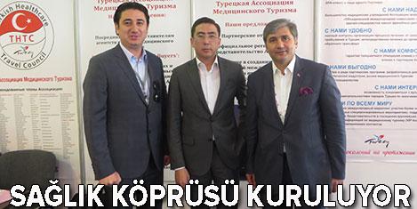 Kazakistan ile sağlık köprüsü