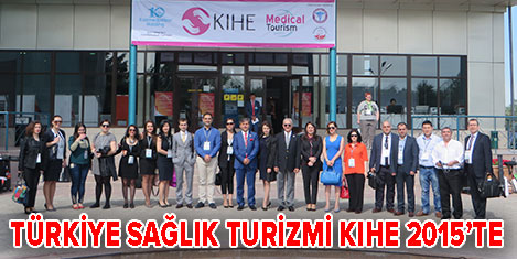 KİHE 2015 Fuarı'nın yıldızı Türkiye