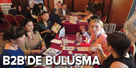 Türk ve Kazak sağlık turizmi buluştu