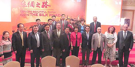 Türkiye'den Çin'e uzanan İpek Yolu turizm yolu oluyor