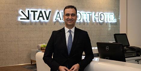 TAV Airport en iyi havalimanı oteli