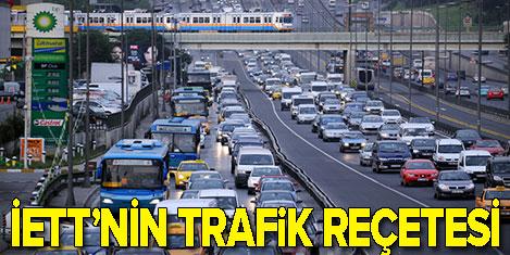 İstanbullu aracı garajda bırakacak