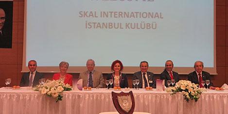 Skal İstanbul Şişli Belediyesi işbirliği