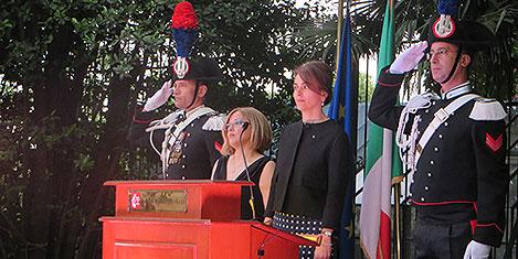 İtalya'nin 69'cu yılı kutlandı