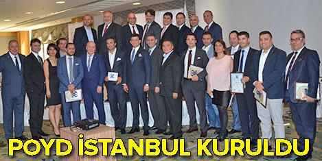 POYD İstanbul Başkanı Ali Can Aksu