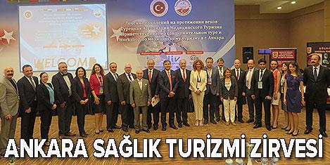 Ankara'nın sağlık turizmi zirvede