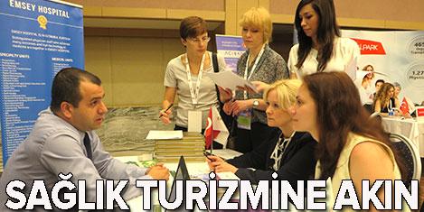 Ankara'nın sağlık turizmi tanıtıldı