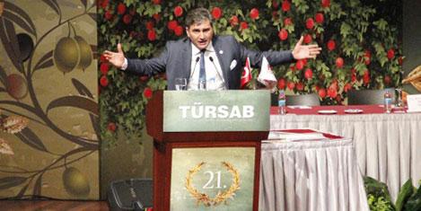 Emin Çakmak'tan TYD'ye destek