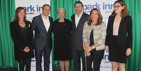 Park Inn'in yeni yüzü İstanbul'da