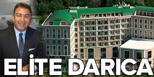 Élite Hotel Darıca'da barbekü partisi