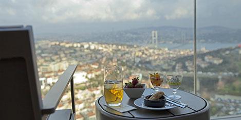 Renaissance Istanbul'da keyif
